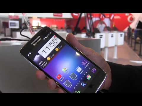 What's cool about the Lenovo Vibe X (new Flagship Phone): Interview at IFA 2013