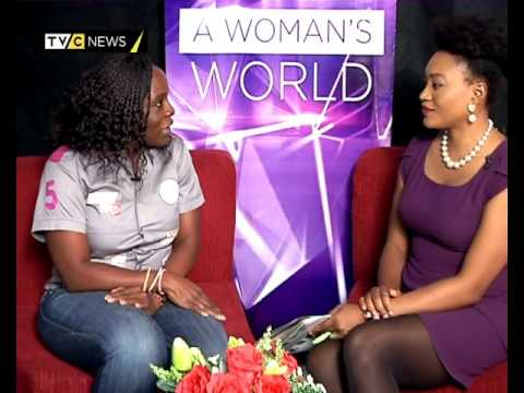 A WOMAN'S WORLD EP 119 | WOMEN OF WEST AFRICA ENTREPRENEURSHIP 2015