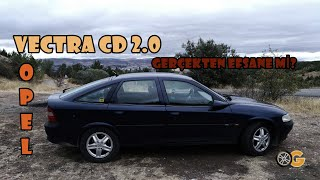 OPEL VECTRA CD İNCELEME TEST