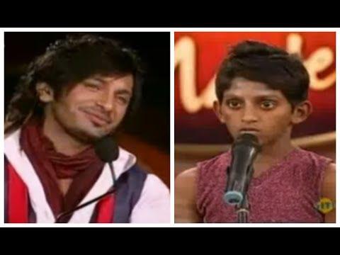 Did Little Masters Mumbai Audition April 30 '10 - Manoj Rahod video