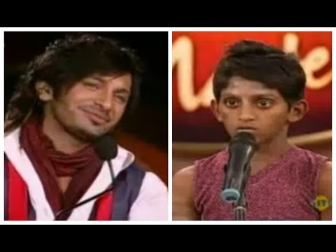 DID Little Masters Mumbai Audition April 30 '10 - Manoj Rahod Video