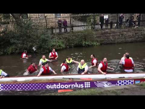 Dragon Boat Sinking! Very Funny Video, Must Watch....