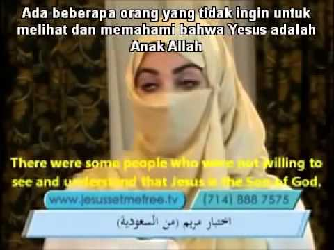 Berita-kristen : Kesaksian Mantan Muslimah Arab video