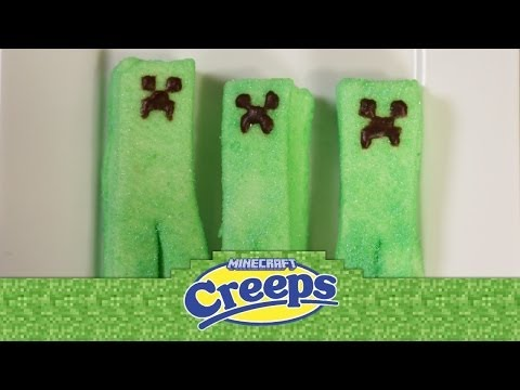 Minecraft Creeps - QUAKE N BAKE