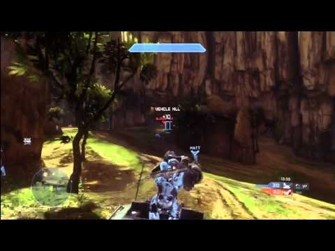 Halo 4 Multiplayer Tips & Tricks Infinity Slayer   Big Team Multiplayer Gameplay Commentary