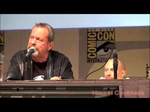Comic Con 2009: Part 3 - Terry Gilliam's The Imaginarium of Doctor Parnassus