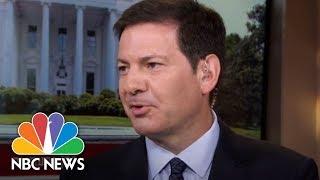White House Press Briefings Still Dark | NBC News