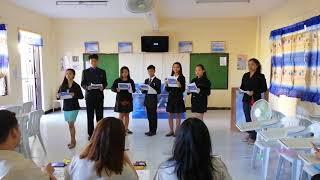 Grade 10 - Science Class News Casting Competition | #EnglishFestivalOfTalents2018