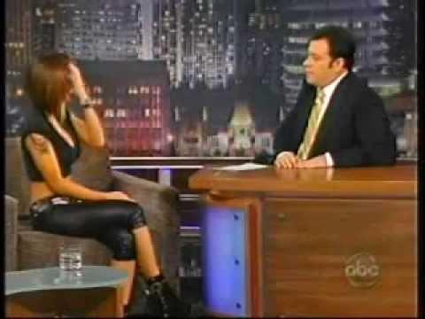 Tila Tequila on Jimmy Kimmel Live! (2007)