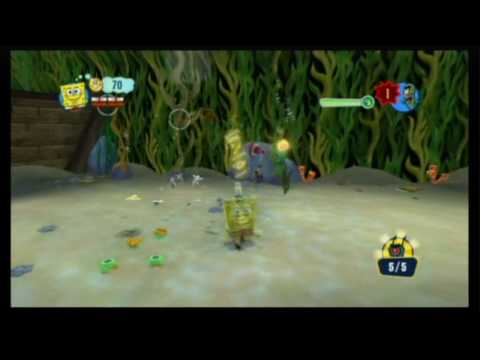 Spongebob Squarepants: Truth or Square Review (Wii)