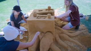 Reinventing famous buildings: Interior Architecture students & SANDitecture