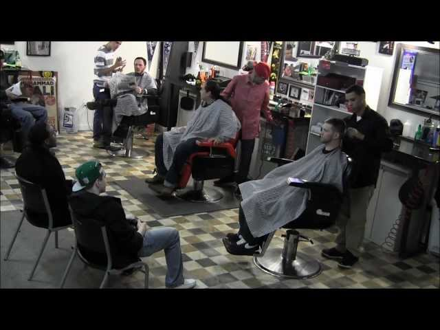 Barber Shop Harlem Shake