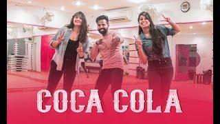 Coca Cola Dance Choreography Luka Chuppi Bollywood Zumba Neha Kakkar Tony Kakkar Samar Singh