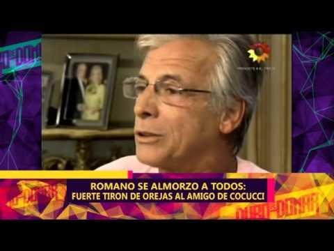 CASO NISMAN - ROMANO SE ALMORZO A MIRTHA - 13-04-15