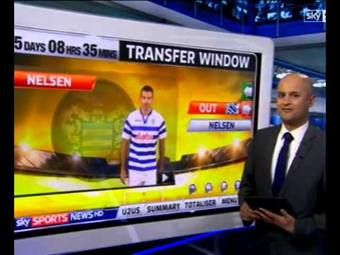 Today's transfer news brought to you by Sky Sports News'  Dharmesh Sheth.
