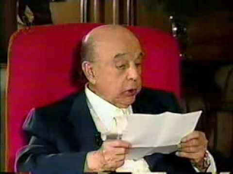 Entrevista en la Silla Caliente al General Marcos Pérez Jiménez 1998 (III Parte)
