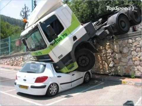 Super camiones y super choques.wmv