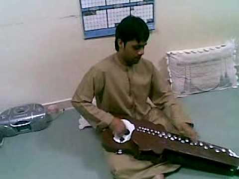 Balochi saaz by Khalid Baloch