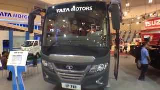Review Singkat Tata LP 713 Medium Bus on GIIAS 2015