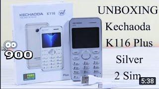 KECHAODA K66  plus Unboxing.. Kechaoda k66 plus Mobile Gold Best Phone 💯👍