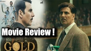 Gold Movie Review: Akshay Kumar & Mouni Roy's inspirational movie marks it's presence | FilmiBeat