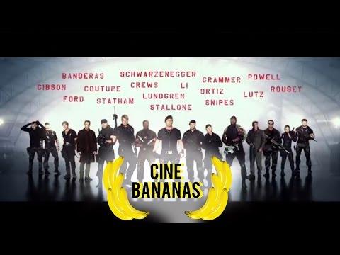 CineBananas - Reseña de Los Indestructibles 3 ( Expendables 3)