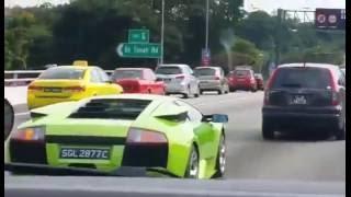 Lamborghini Gallardo // Singapore.
