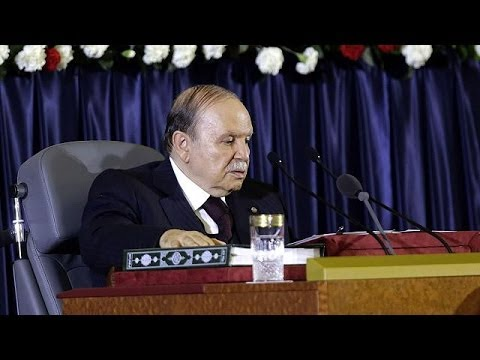Αλγερία: Προεδρική ορκωμοσία από... αναπηρικό καροτσάκι