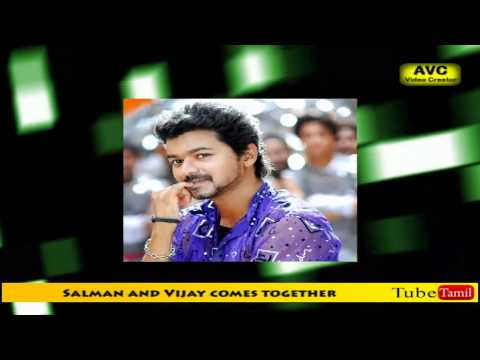 Salman and Vijay comes together