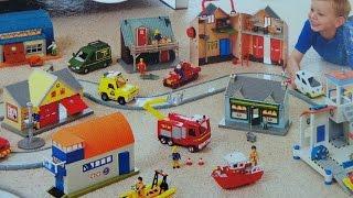 🚒🔥 Feuerwehrmann Fireman Sam - Every Single Toy On The Box