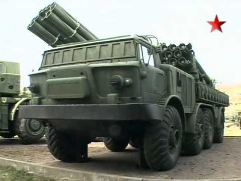 Russian Military Trucks - part 4 - ZIL Music Videos