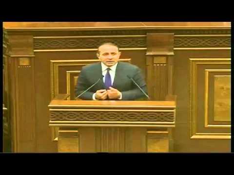 Նիստի վերջում վարչապետը զայրացավ