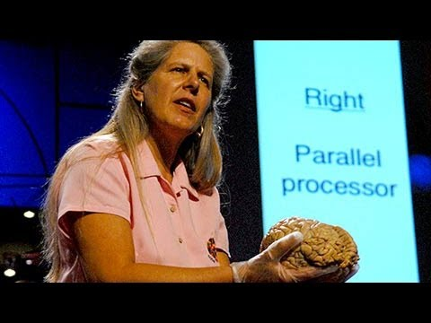 Stroke of insight - Jill Bolte Taylor