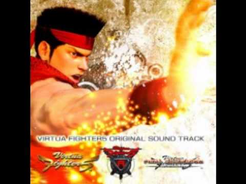 VF5FS -  Aoi Umenokoji's Shrine theme (Album Version)