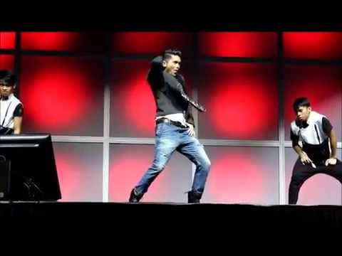 Vhong Navarro In Toronto Canada video