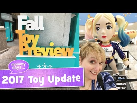 What I Learned at Dallas Toy Preview - Mommy Says