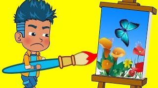 Funny Animated Cartoon | SM Cartoons TV | Tom and Jack | Cartoon for Children