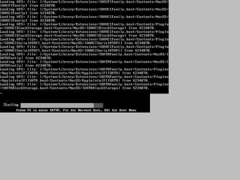 Mac OS X Server 10.6 (experimental) Movie.avi