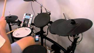 Metallica - Master Of Puppets - Drums Cover - Roland TD-9