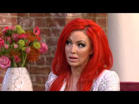 Jodie Marsh Bullying Interview This Morning April 2013