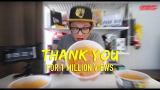 Pyan Habiskan 3 Cup Maggi Pedas G!ler Dalam Masa 10 Minit | Bukan Spicy Challenge (ENG SUBS)