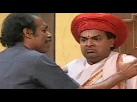 Shrimant Damodar Pant - Marathi Drama - Comedy Scene 4