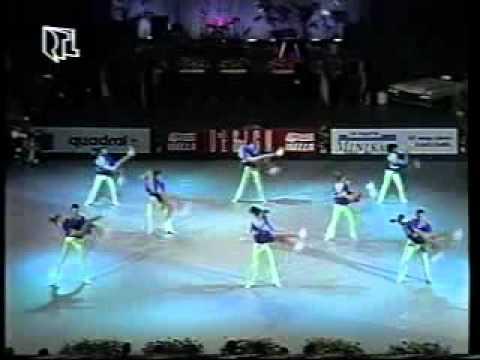 Rock'n'Roll-Zentrum TSW Wiesbaden 1 - Europameisterschaft 1989