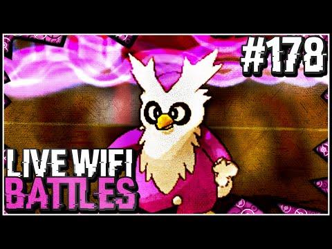 Pokemon X and Y Wifi Battle #178 VS Finley
