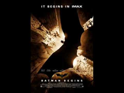 Batman Begins OST End Credits