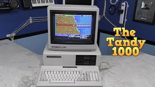 The Tandy 1000 - The best MS-DOS computer in 1984.