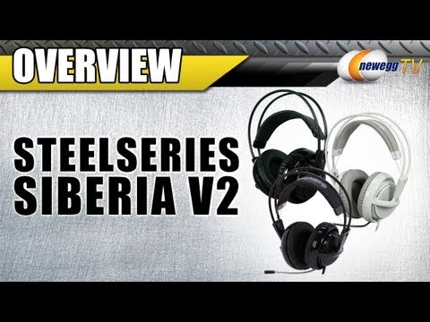 SteelSeries Siberia v2 Circumaural Headset Overview - Newegg TV