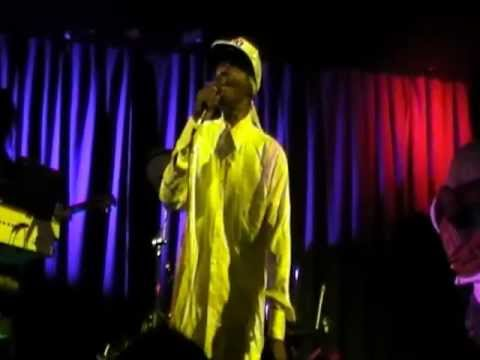 Errol Dunkley live at the Hootananny 26th August 2012 Pt 9.