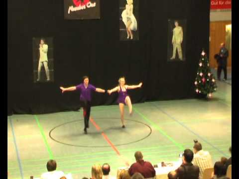 Alexandra Petker & Robin Thiele - Sinter Claas Cup 2011