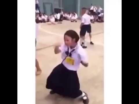 Anak SMP joget lucu banget